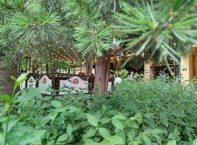лятна градина ресторант