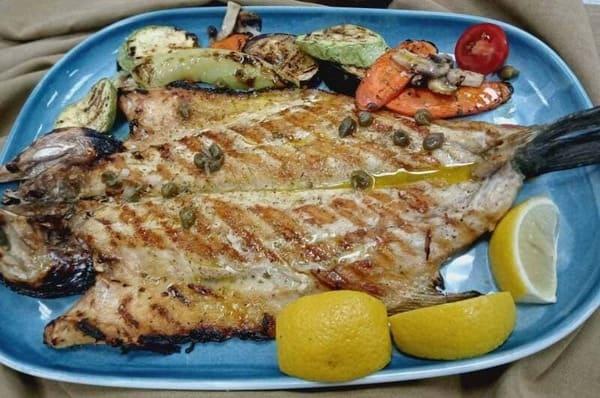 прясна риба стара загора ресторанти