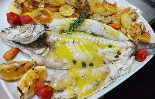 прясна риба стара загора ресторант