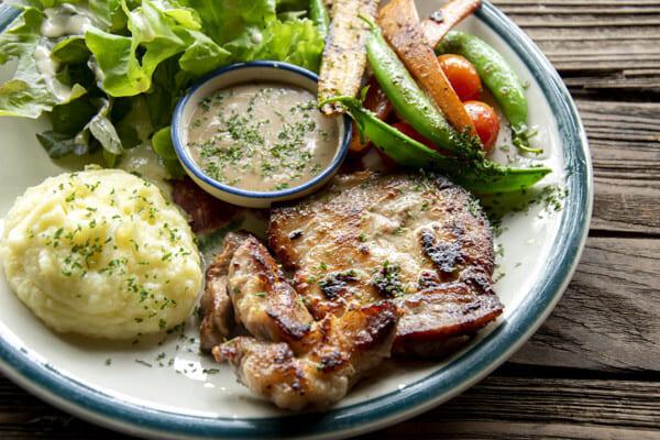 ресторанти обедно меню