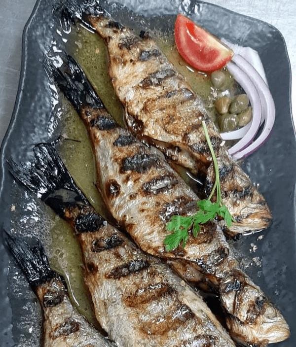 риба и морски дарове ресторант
