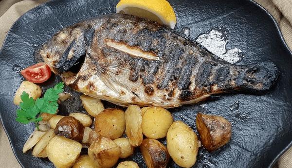 риба на скара стара загора