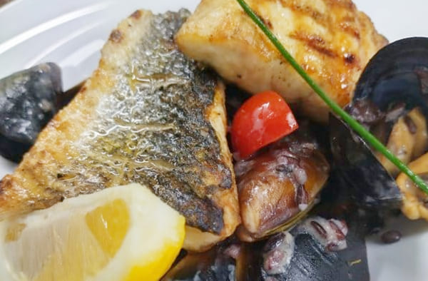 fish restaurant stara zagora