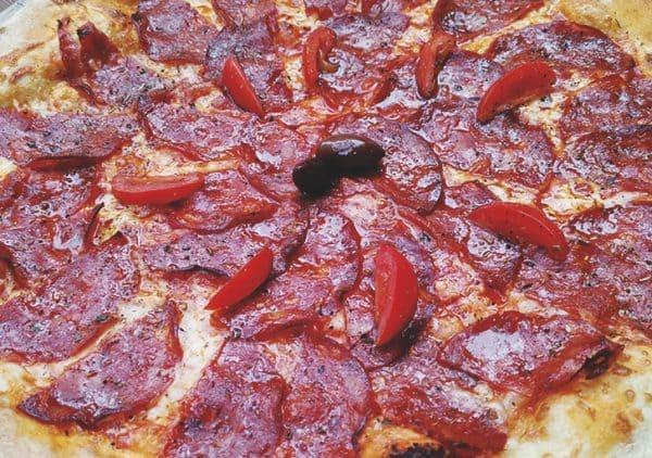 ресторант пица