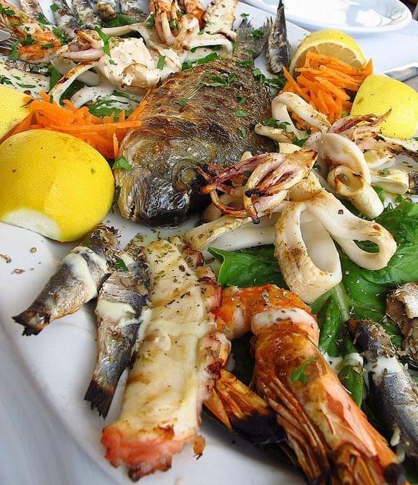 риба ресторант царя стара загора