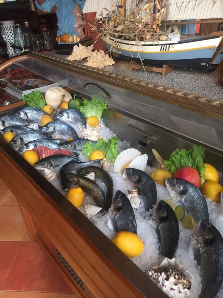 рибен ресторант царя 65 стара загора
